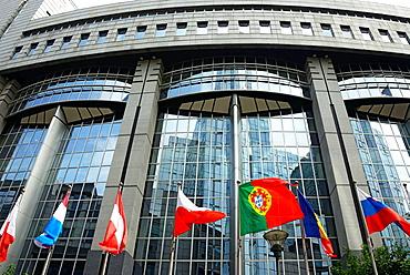 European Parliament, Brussels, Belgium.