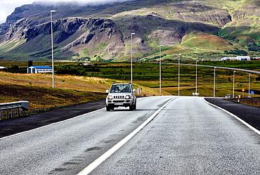 western regions, Iceland.