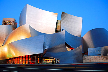 Walt Disney Theater, Los Angeles