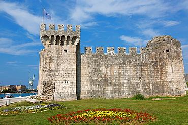 Kamerlengo castle, Trogir, Croatia.