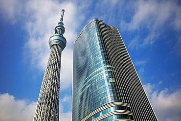 Tokyo Sky Tree, Tokyo, Japan.