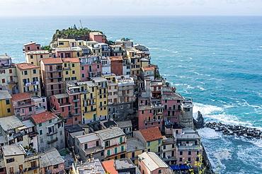Manarola,Cinque Terre,Italy,Europe.