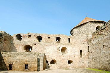 Akkerman fortress (white rock, white fortress), Belgorod-Dnestrovskiy, Ukraine, Eastern Europe.