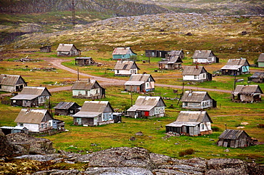 Dalniye Zelentsy, Arctic regions, Russia, Barents Sea.