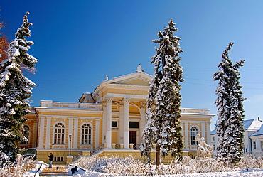 Archaeological museum, Odessa, Ukraine, Europe.