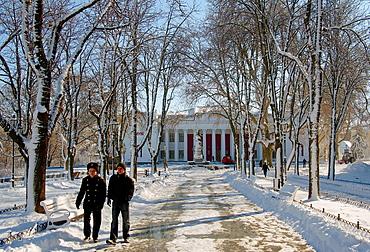 park, Odessa, Ukraine, Eastern Europe.