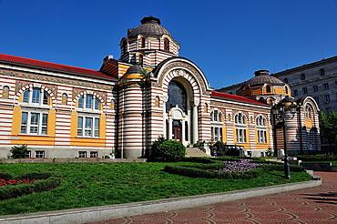 Public Mineral Baths, Sofia, Bulgaria