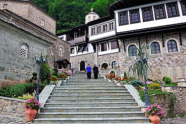 Orthodox Monastery of Bigorski, Macedonia