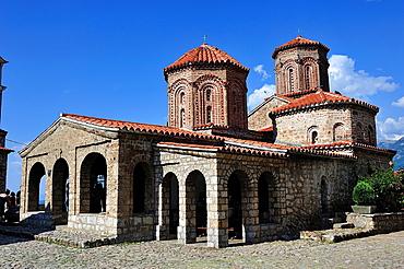 Orthodox Church of St. Naum, Orhid, Macedonia