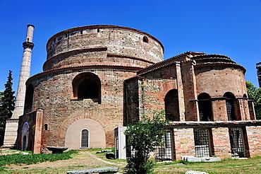 Orthodox Church of St. George or Rotunda, Thessaloniki, Greece