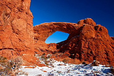 Arches National Park, Utah, United States of America.