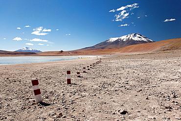 Laguna Canapa, Salar de Uyuni, Bolivia, South America.