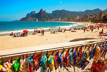 Leblon from Arpoador, Rio de Janeiro, Brazil