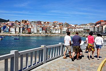 A Guarda, Pontevedra, Galicia, Spain.