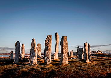 Callanish Stones, Isle of Lewis, Scotland