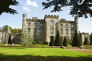 Tulliallan castle. Scottish police college training centre