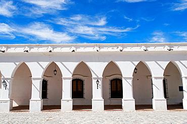 Archaeological Museum Pio Pablo Diaz, Cachi, Province of Salta, Argentina.