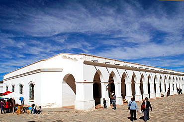 Museo Arqueologico Pio Pablo Diaz, Cachi, Province of Salta, Argentina.