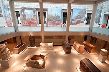Germany, Berlin, Mitte district, Museumsinsel island, Neus Museum.
