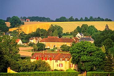 Coulonges-les-Sablons, Regional Natural Park of Perche, Orne department, Lower Normandy region, France, Western Europe.