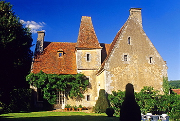 Pontgirard Manor house, Monceaux-au-Perche, Regional Natural Park of Perche, Orne department, Lower Normandy region, France, Western Europe.