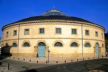 Halle aux Bles Corn ExchangeAlencon, Orne department, Lower Normandy region, France, Western Europe.