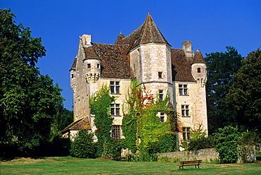 Manoir de Courboyer, Visitors Centre of the Regional Natural Park of Perche, Orne department, Lower Normandy region, France, Western Europe.