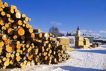 Muonio, Lapland, Finland, Northern Europe.