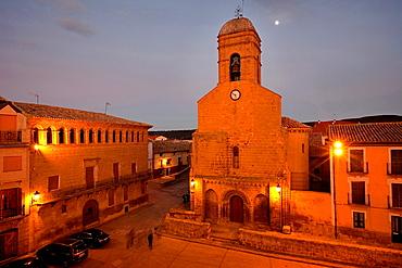 Carcastillo. Navarre. Spain.