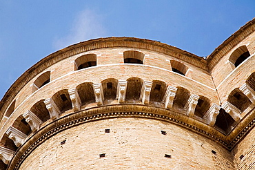 Europe, Italy, Marche, Loreto, Sanctuary Of The Holy House, Detail