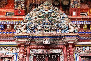 Mahendranath Temple (1678) Patan, Lalitpur, Nepal.