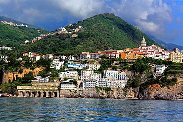 Amalfi Coast, Campania, Italy.