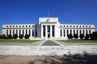 Federal Reserve Building, Washington D.C., USA.
