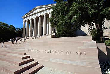 National Gallery of Art, Washington D.C., USA.
