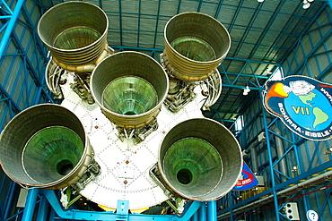 NASA, John F  Kennedy Space Center, Cape Canaveral, Florida, USA