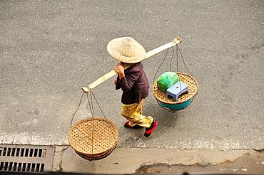 street vendor, Danang, Vietnam