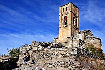 Romanesque Church of Santa Maria de Baldos, Montanana, Huesca, Spain