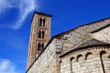 Romanesque Church of Santa Maria, Taull, Vall de Boi, Catalonia, Spain