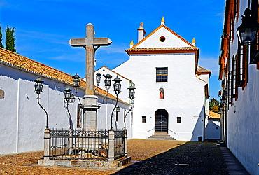 Capuchins Square.Cordoba.Andalusia.Spain.