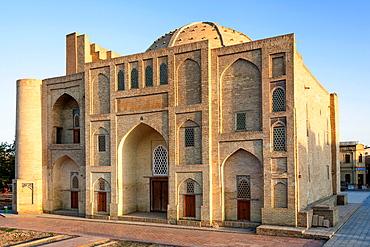 Nadir Divan Begi Khanaka, also known as Nadir Divan Beghi Khanaka, Bukhara, Uzbekistan.