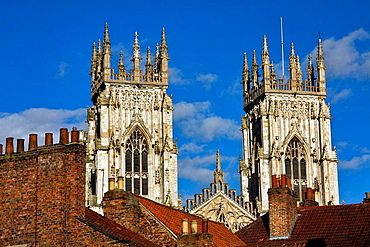 York Minster, York, North Yorkshire, England