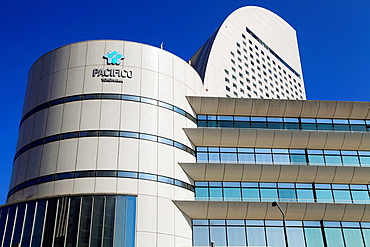 Japan, Yokohama, Minato Mirai, Pacifico Yokohama, convention center,.