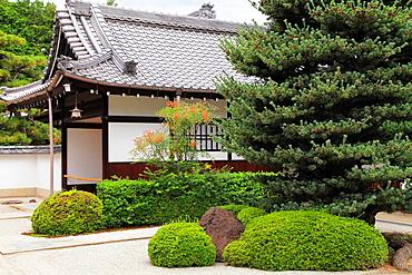 Japan, Kyoto, Shokokuji Temple,.