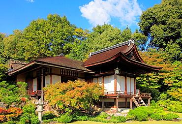 Japan, Kyoto, Arashiyama, Okochi-sanso, villa, garden,.