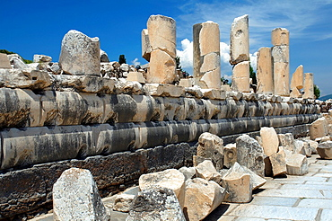 Antique city of Ephesus, Efes, Turkey, Western Asia.