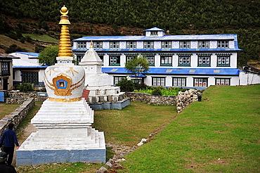 Sherpa Museum, Namche Bazaar, Khumbu area, Solukhumbu District, Sagarmatha Zone, Nepal
