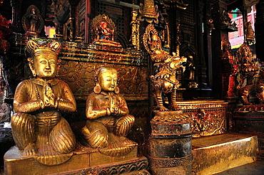 Buddhist Golden Temple, Patan, Nepal