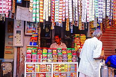 Market, Bikaner, Rajasthan state, India