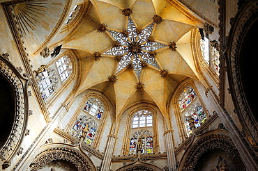 Condestables chapel, vault, Cathedral, Burgos, Spain