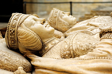 Condestables tomb, detail, Cathedral, Burgos, Spain